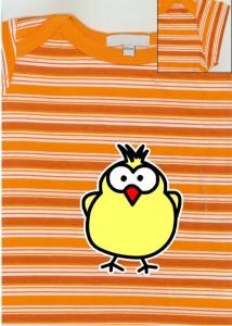 Camisetas veraniegas para niños y niñas